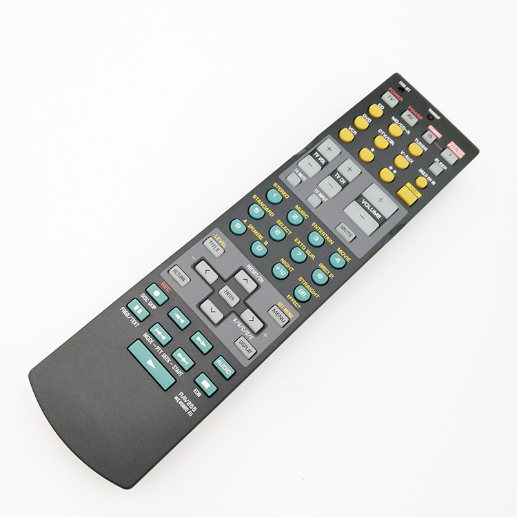 New Original Remote Control for yamaha YHT-440 YHT-540 YHT-740 YHT-800 HTR-5640 RX-V459 HTR-5760 AV power amplifier new remote control fit for yamaha wn058100 htr 6130 rx v363bl rav283 a v av receiver remote control