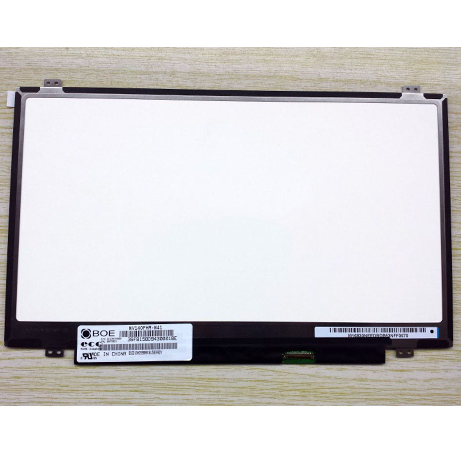 IPS Screen For BOE NV140FHM N41 LED Display LCD Screen Matrix for Laptop 14 0 FHD