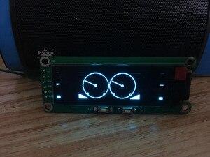 """Image 2 - Analizador de pantalla de espectro de música OLED de 2 """", amplificador de Audio MP3 para coche, indicador de nivel de Audio, Analizador de ritmo musical, pantalla grande de Medidor de VU"""