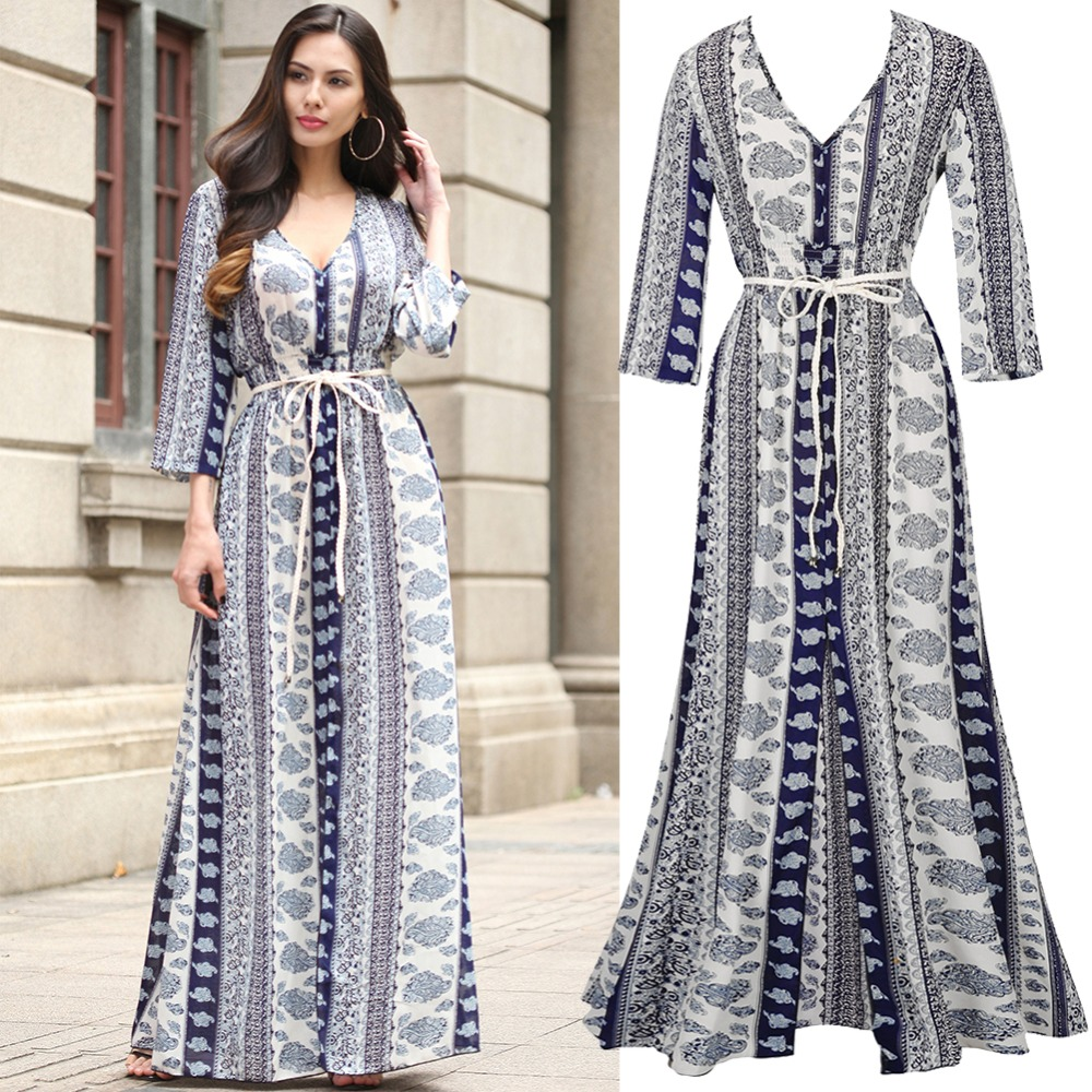 Compare Prices on Trendy Maxi Dresses- Online Shopping/Buy Low ...