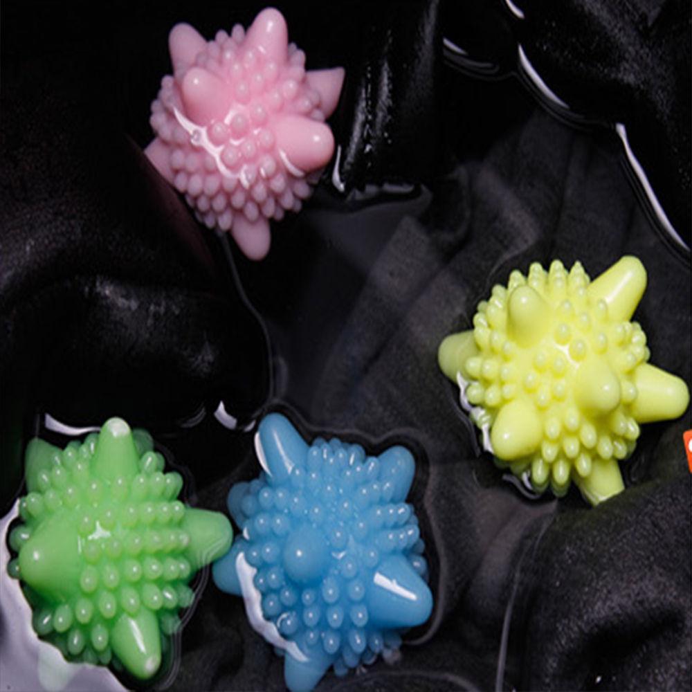 1 шт. барабанные моющие шарики машина умягчитель Нет химической одежды умягчитель мяч Ванная комната Стиральная инструменты Lanudry поставка дома инструменты