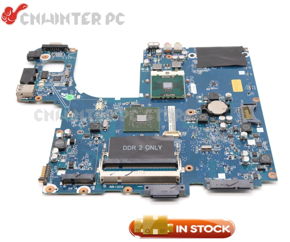 NOKOTION BA92-05127A BA92-05127B For Samsung NP-R60 R60 Laptop Motherboard DDR2 ATI RS600ME Free CPUNOKOTION BA92-05127A BA92-05127B For Samsung NP-R60 R60 Laptop Motherboard DDR2 ATI RS600ME Free CPU