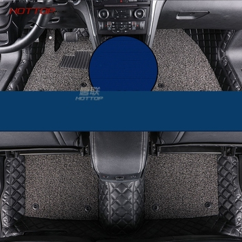 Car floor mats Fit for Ford Explorer 2016 2017 2018 car styling carpet line