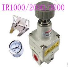 Precision Pressure Reducing Pressure Regulator IR1000/2000/3000  for S MC precision reducers precision reducers laboratory experiments nitrogen pressure reducer 02 5 regulator