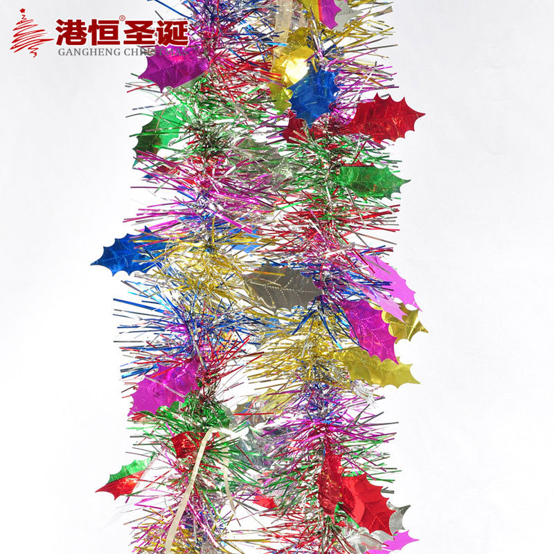 200x9cm ribbon christmas decorations items colorful xmas tree