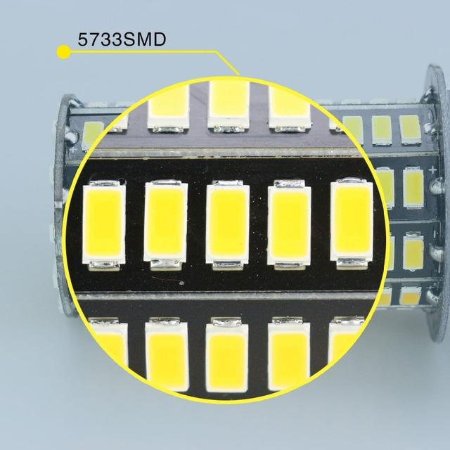 Stmievateľná LED Corn SMD 5733 žiarovka – Inteligentné stmievanie (tri výkony)