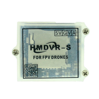 Super Mini HMDVR S DVR Audio Video Recorder For RC FPV Multicopters Quadcopter Drone DIY Accessories