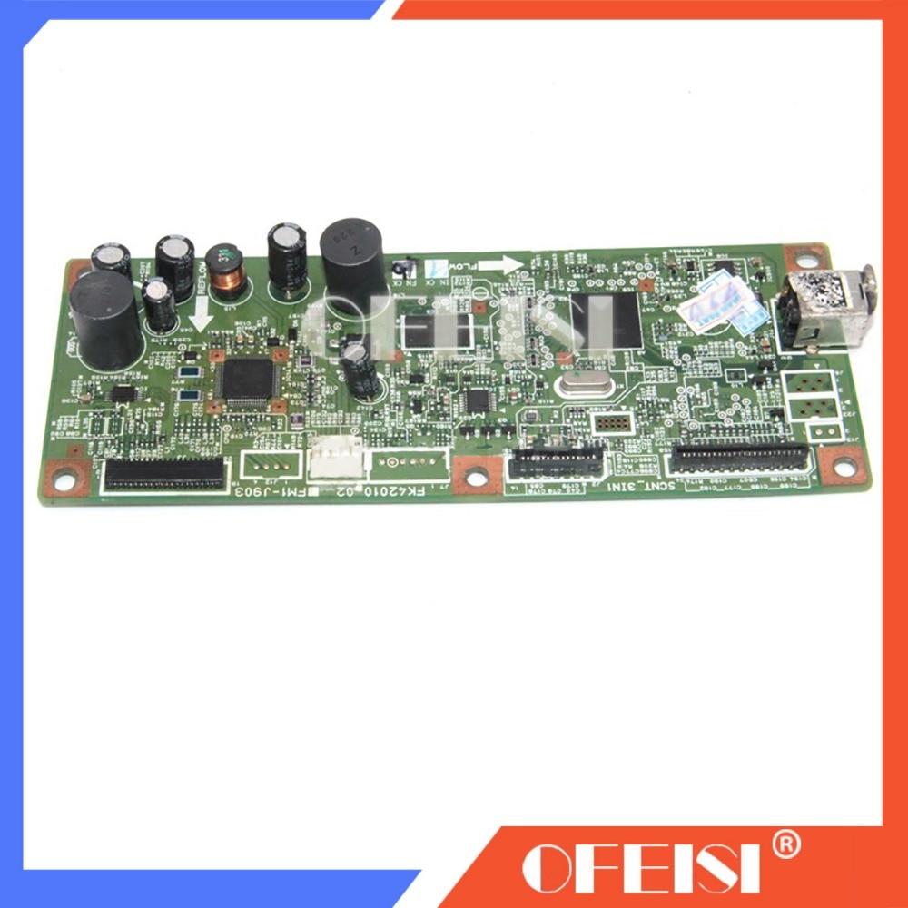 FORMATTER PCA ASSY Formatter carte mère carte mère carte mère USB pour Canon MF 211 210 MF210 MF211 MF-210 FM1-J903-000