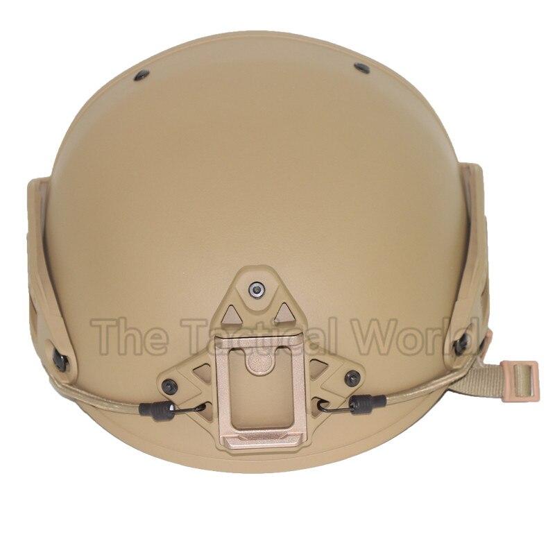 Chasse Sports de plein Air Airsoft CS jeux casque AF tactique armée Combat cyclisme casque balistique cadre d'air Crye casque de précision