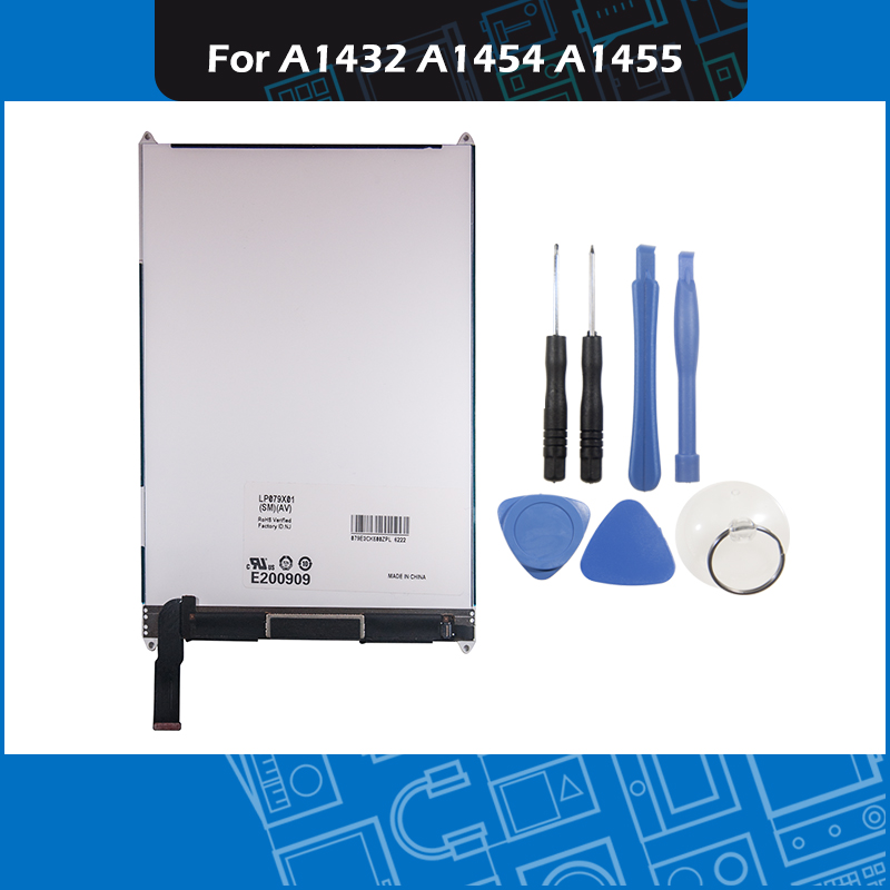 New LCD <font><b>screen</b></font> panel For <font><b>iPad</b></font> mini 1 <font><b>A1432</b></font> A1454 A1455 LCD <font><b>display</b></font> <font><b>screen</b></font> repair replacement image