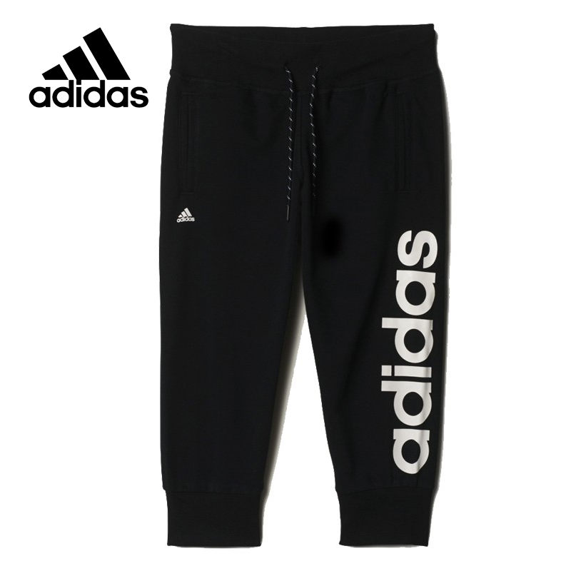 Adidas Original New Arrival Climalite Women's Drawstring Shorts Skateboarding Sportswear AJ4586 buttoned contrast side drawstring shorts