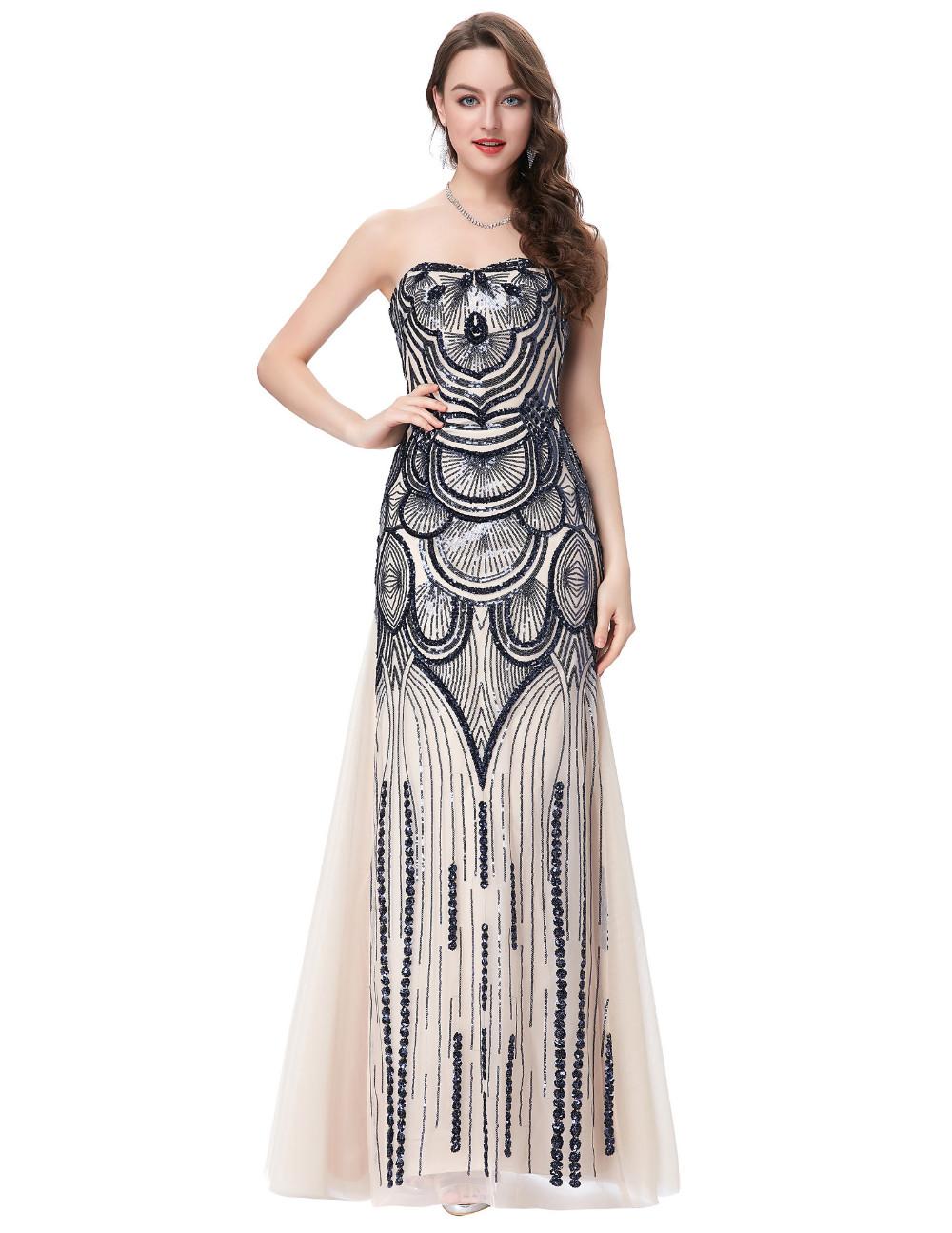 HTB1H_jYKFXXXXatXVXXq6xXFXXXqStrapless Special Occasion Dress