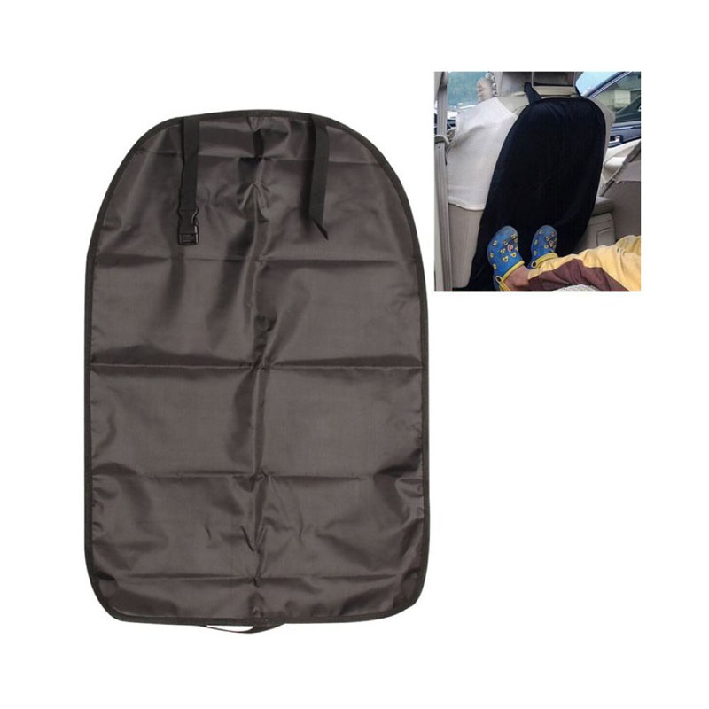 2018 New Universal Car Seat Back Protector Child Kick Guard Mat Protects Automotive Leather and Cloth Seats from Dirt Scuffs