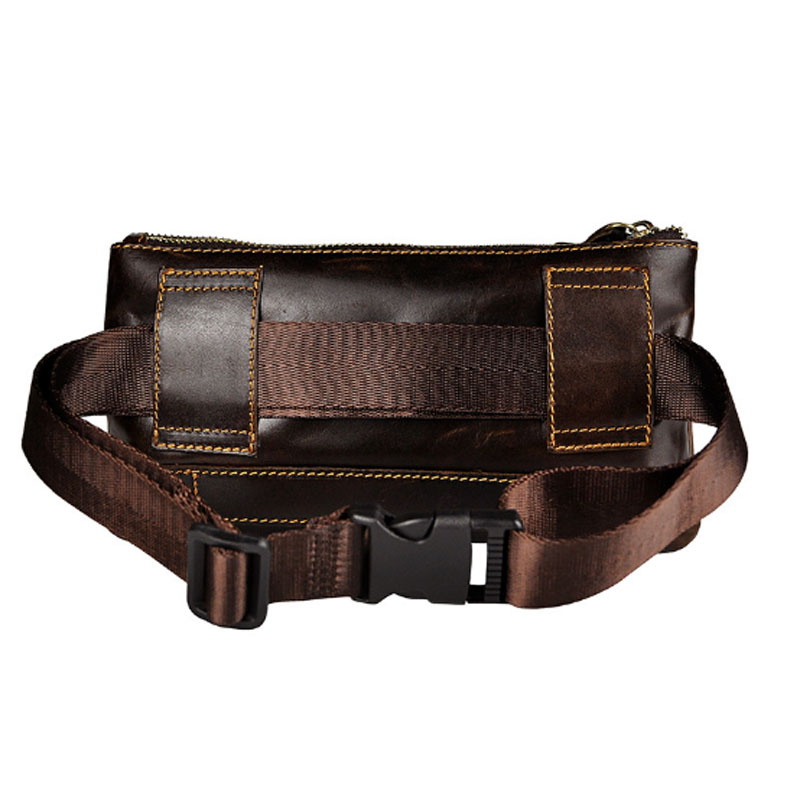 fanny pacote de cintura para homens peito