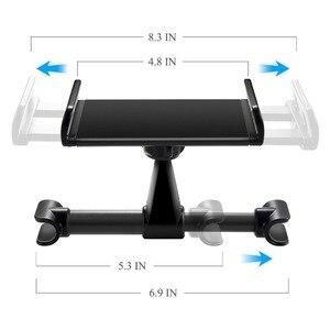 Image 3 - 자동차 헤드 레스트 마운트 스탠드 닌텐도 스위치, 닌텐도 스위치 NS/아이폰/iPad/아마존 킨들의 화재에 대한 조절 홀더