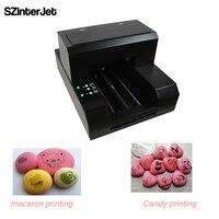 ماكينة طباعة الحلوى المسطحة من إم آند إم لطباعة الهدايا الشخصية وطابعة الكيك والشوكولاتة-في طابعات ثلاثية الأبعاد من الكمبيوتر والمكتب على