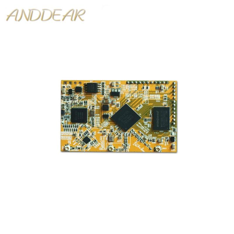 OEM/ODM estável dualband roteador sem fio ap módulo MTK7620A + MTK7610E fio computador Cabo de Modem