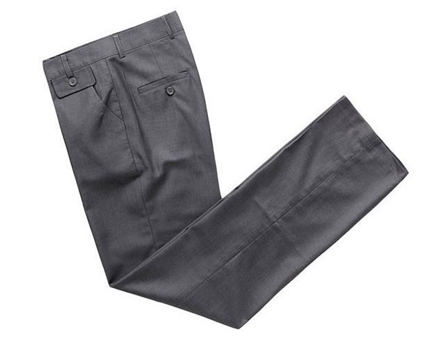 2015 men new smooth high-grade fabrics business gentleman leisure trousers cultivate one's morality suit pants free shipping