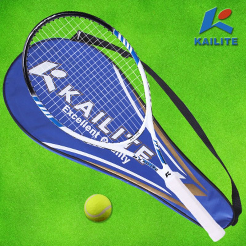 2019 New Brand Carbon Professional Tennis Racket Racquet Raquete Carbon Fiber Handle With Strong Flexible Tennis String