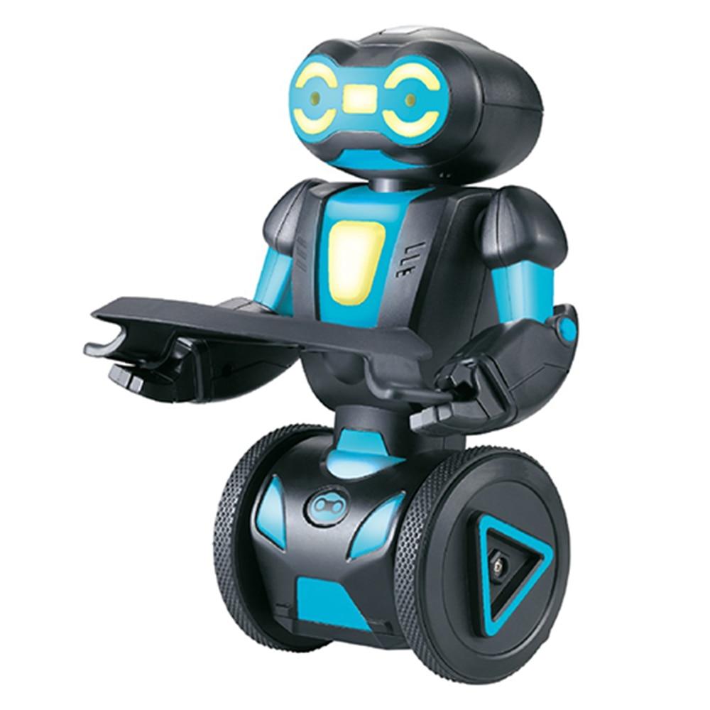 5 Modes de fonctionnement Télécommande Robot Intelligent Rc Robot Enfants Compatible Jouets Électroniques Pour Enfants Robot Interactif Pour Animaux De Compagnie