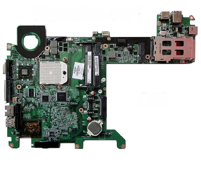 463649 001 Laptop Motherboard for HP TX2000 AMD DDR2 With NVDIA VIDEO CARD free shipping