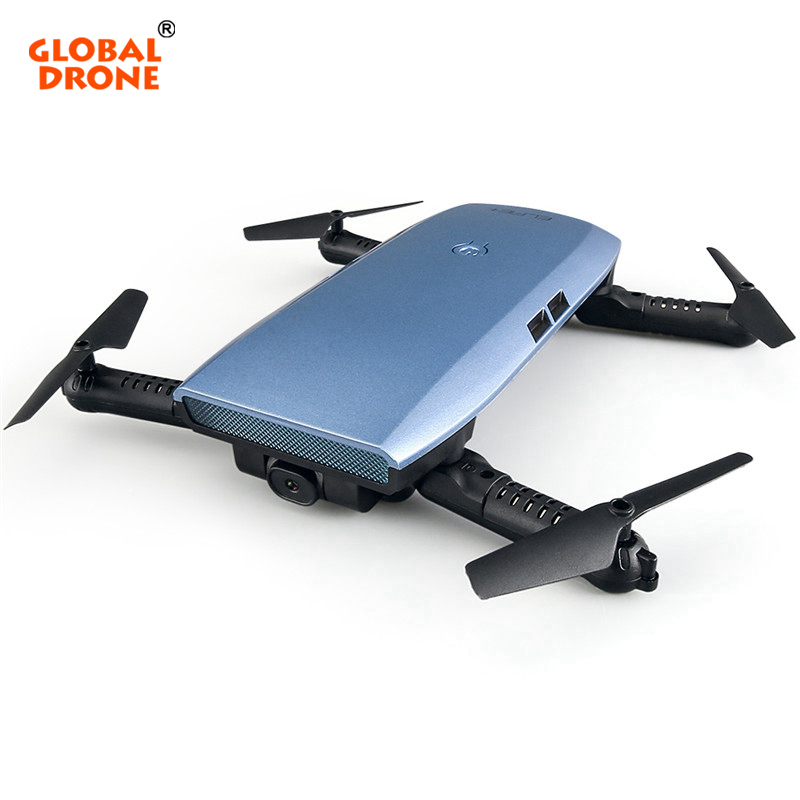 Global Drone H47 Helicopters Gravity Sensor Foldable Quadcopter Altitude Hold RC Drones with HD Camera Dron APP Control VS X56W jjrc h39wh h39 foldable rc quadcopter with 720p wifi hd camera altitude hold headless mode 3d flip app control rc drone