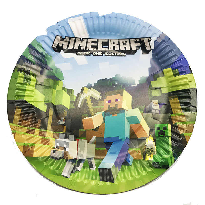 Detail Feedback Questions About 10pcs Pack 9inches Minecraft Paper