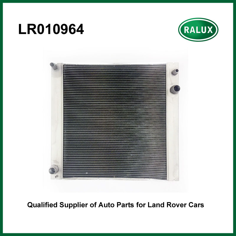 LR010964 new air cooler 5.0L V8 petrol radiator for Range Rover 2010-2012 auto radiator engine cooling system China wholesale пуловер quelle rick cardona by heine 14480