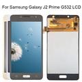 Для samsung Galaxy J2 Prime ЖК-дисплей сенсорный дигитайзер сборка для Galaxy J2 Prime G532 SM-G532 SM-G532F G532F ЖК-дисплей