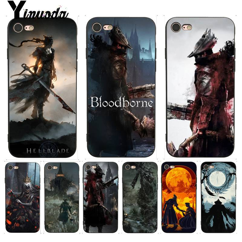 top 10 largest iphone case bloodborne brands and get free