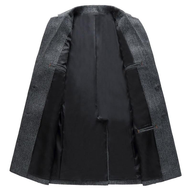 2018 New Arrival Men Blazer Fashion Slim Smart Casual Blazers Men Size M-3XL