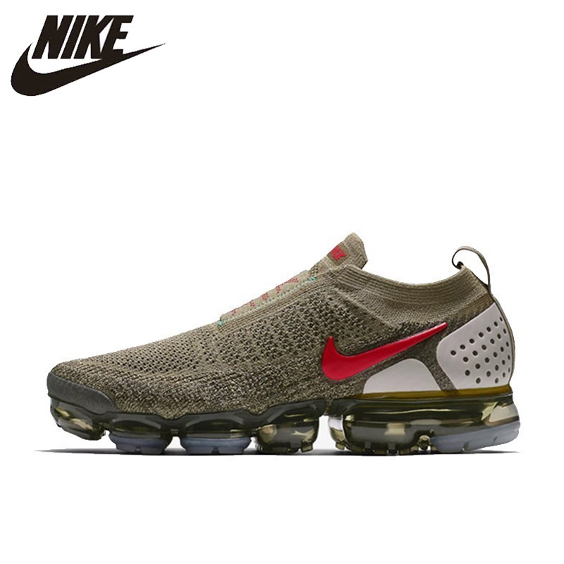 sports shoes 5ec41 2e5bf NIKE Air VaporMax FK Moc 2 Mens And Womens Running Shoes Super Light  Support Sports Sneakers