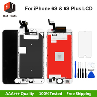 E Trust 1pcs Good Quality For IPhone 6s LCD Display Touch Screen Digitizer Assembly Black And