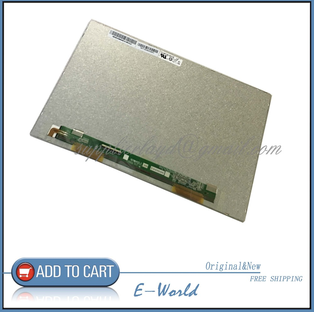 Original and New 10.1inch LCD screen CLAA101WH13 LE CLAA101WH13LE 101WH13LE fo tablet pc free shipping  original and new 10 1inch lcd screen claa101wh13 le claa101wh for tablet pc free shipping