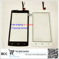100% NEW! Black white For Lenovo 2010 A2010 touch screen digitizer front glass touch panel Original! Test Ok+Tracking