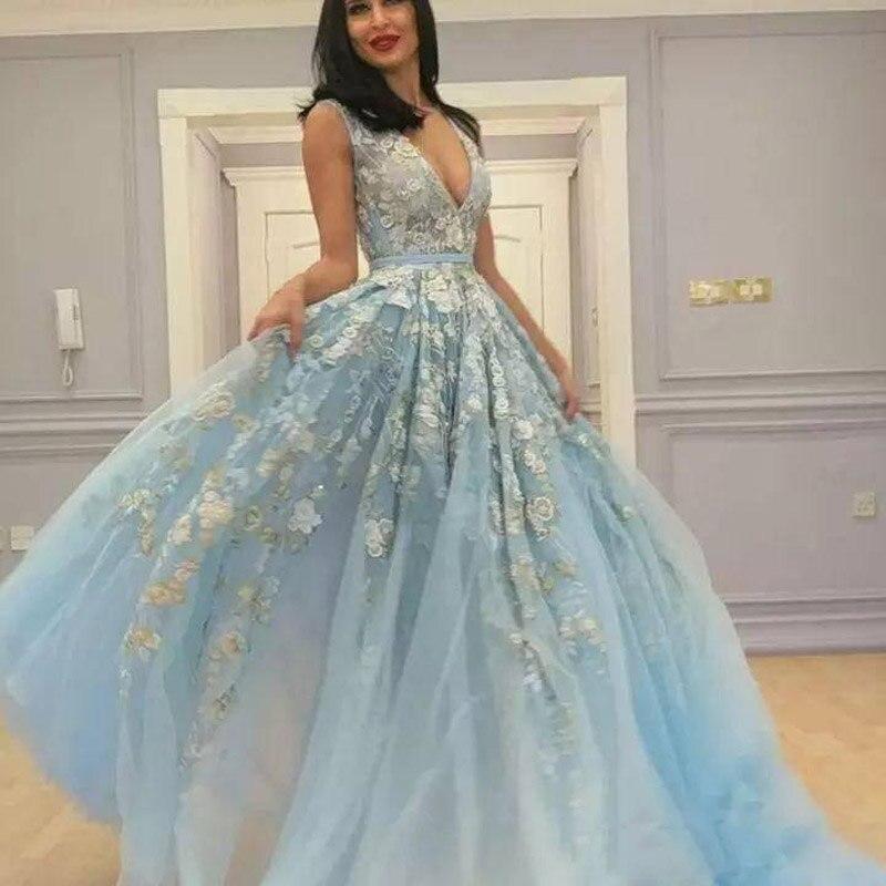 sexy-prom-dresses-with-deep-v-neck-lace-appliques-sash-formal-abendkleider-sweep-train-zipper-party-elegant-evening-formal-dresses-2018
