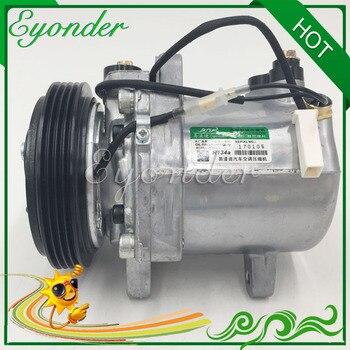 Air Conditioning Compressor Cooling Pump PV4 SEIKO SEIKI SS10M1 for Suzuki ESCUDO ET TA TA02 1.6 2.0 2.5 9520170CM0 9520077GA1