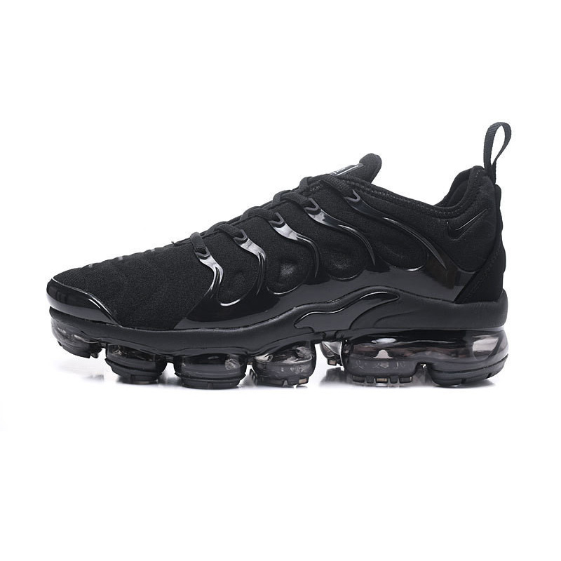 Nike Air Max Plus de Femmes chaussures de course Nike Air Max Plus TN D'origine Formateurs Sneakers Nike Air Max TN Plus femmes Noir 1901