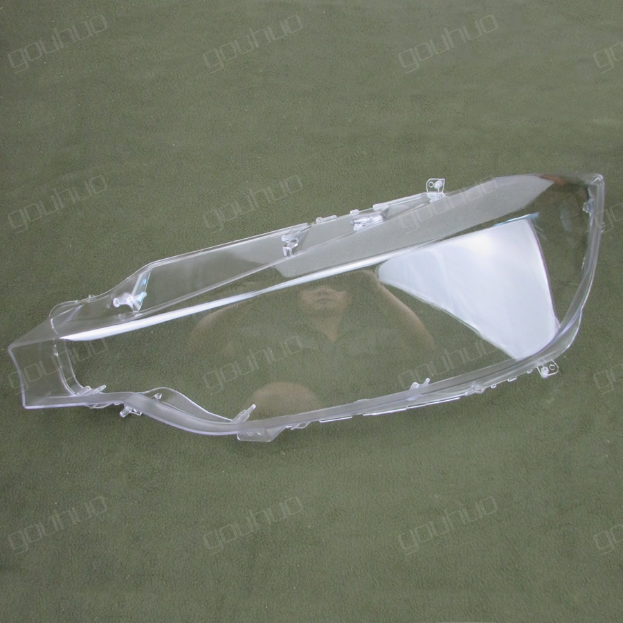 для новой модели BMW 3 серии 316 320 328 335 прозрачные фары грыжа фары чехол маска абажур раковины фары 2шт