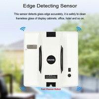 Робот для очистки окон, магнитный пылесос, защита от падения, пульт дистанционного управления, автомойка стекла, 3 режима работы