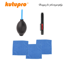 5 in 1 kutupro Suit Dust Cleaner Camera Cleaning Lens Brush Air Blower Wipes Cle