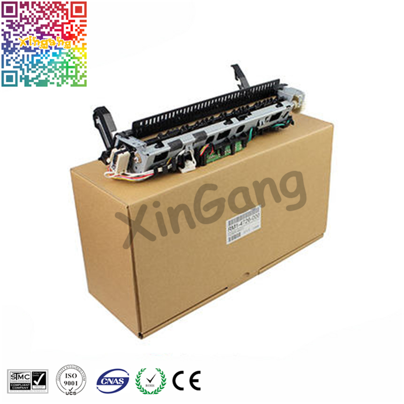 XG New 220V Fuser Assembly Fuser Unit for HP LaserJet LJ M1522n M1522nf Compatible Fixing Assembly High Quality Printer Parts compatible new hp3005 fuser assembly 220v rm1 3717 000cn for lj m3027 m3035 p3005 series 5851 3997
