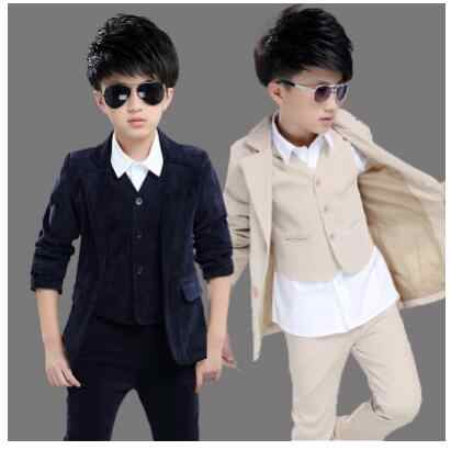 b6866524d Detail Feedback Questions about Fashion Boys Blazer Suits for ...