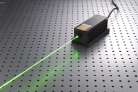 532nm 2000mW Focusing Green Laser Dot Module Diode Fat Beam +TTL Modulation 0-30KHZ with TEC Cooling 85-265V + LSR-PS-FA