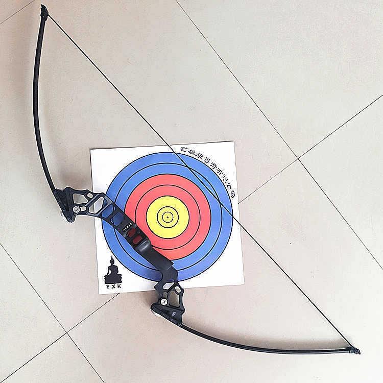 Arc classique professionnel 30-45 lbs puissant tir à l'arc de chasse flèche chasse en plein air tir pêche - 6