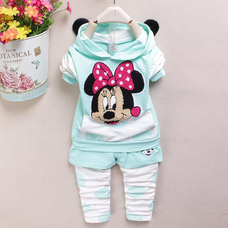 780f18575 hot sale spring Cute cartoon hello kitty newborn Baby girl clothing  set,children hoodies+pants 2pcs roupas de bebe baby clothes-in Clothing  Sets from Mother ...
