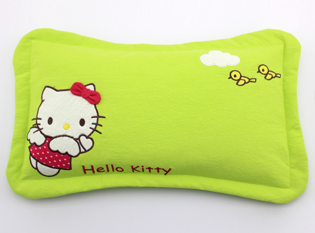 Cute Baby Pillow Cartoon Comfort Sleeping Shaping Pillow