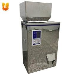 2-999g Table Type Cereal Metals Pranule/Powder Racking Machine/Filling Machine