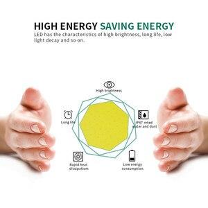 Image 4 - נטענת פנס נייד 12V LED מבול אור 100W 120W 150W עם מגנט motion חיישן חיצוני מבול אור חיפוש מנורה