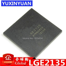 2 TEILE/LOS LGE2135 LG2135 BGA chip de tela de LCD neue original